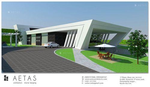 Design Of Residence