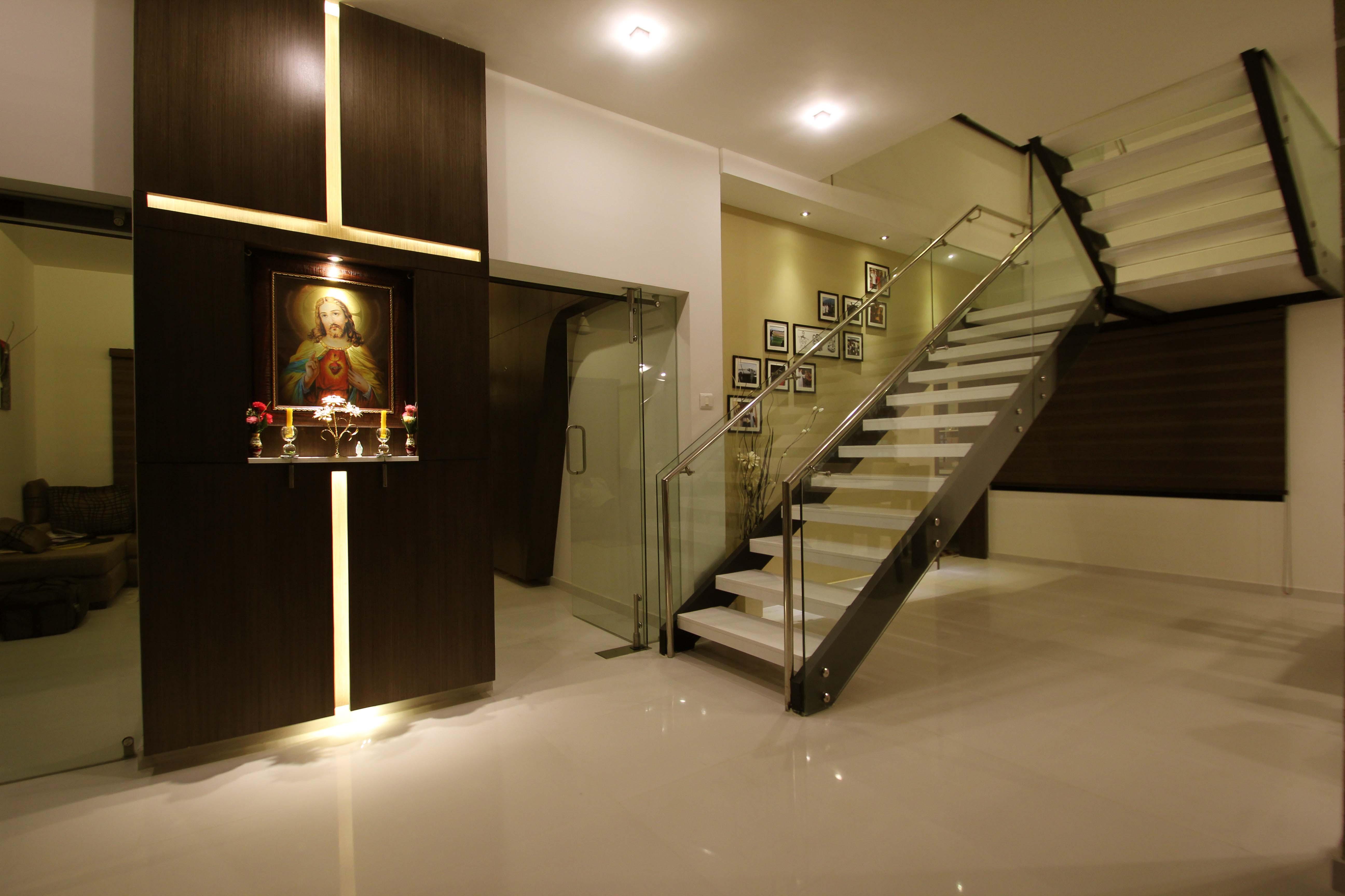 Prayer & Stair case