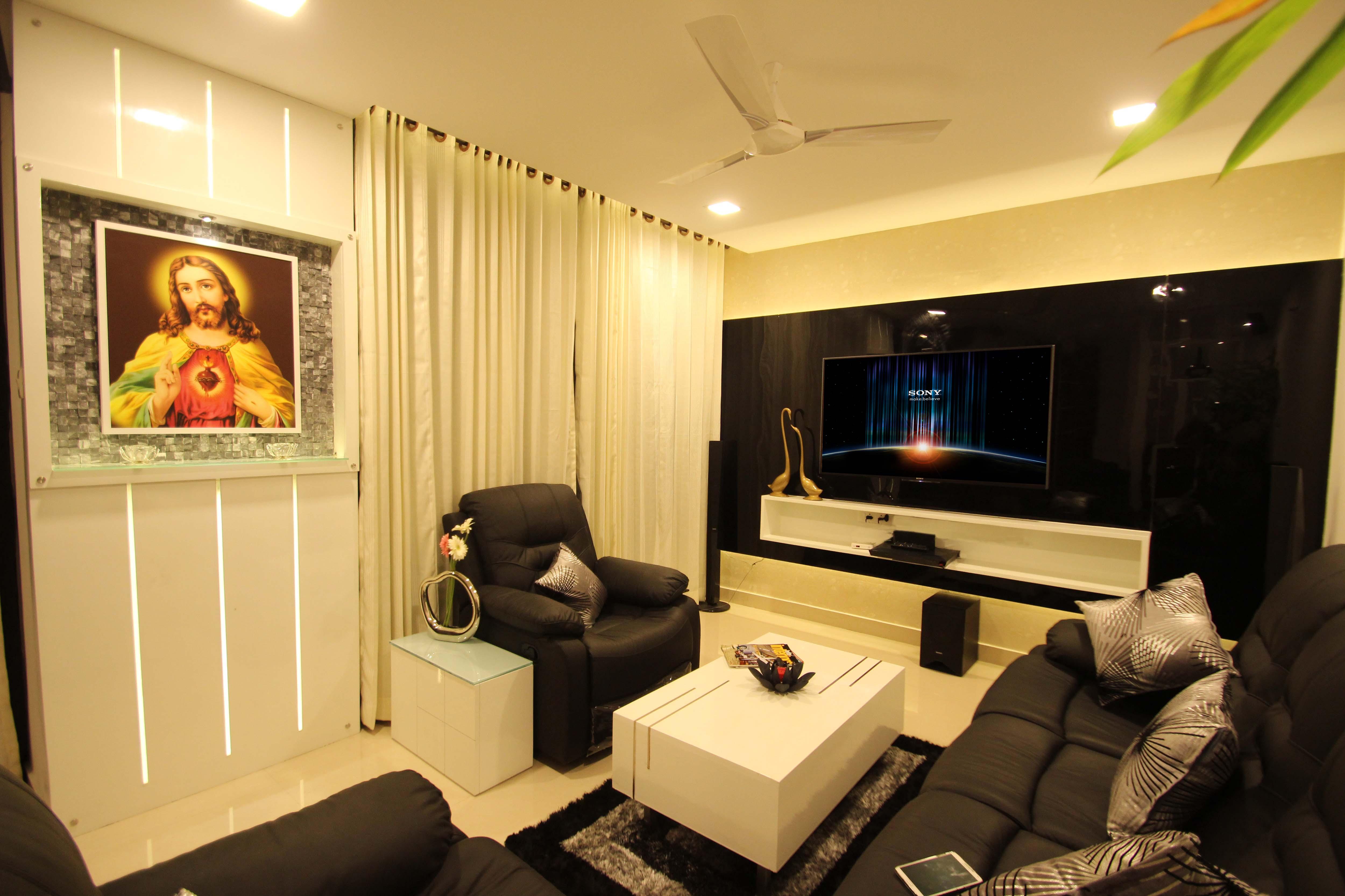 Living Room / Prayer